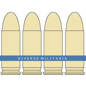 Diverse militaria