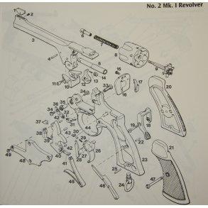 Enfield revolver No. 2 Mark I