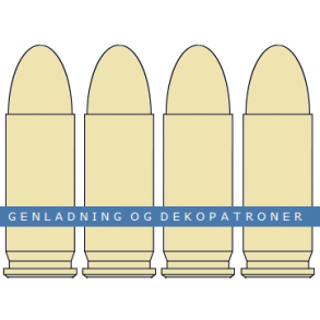 Genladning og dekopatroner