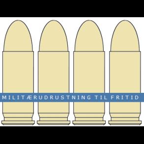 Militærudrustning til fritid