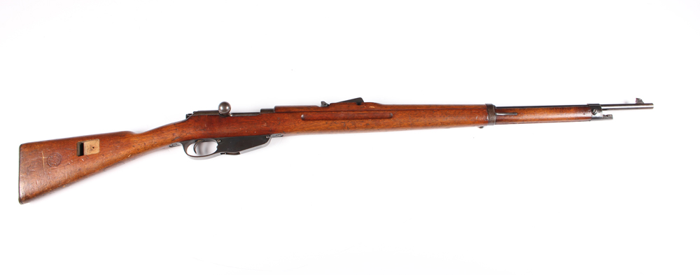 Hembrug M/1895 and carbine