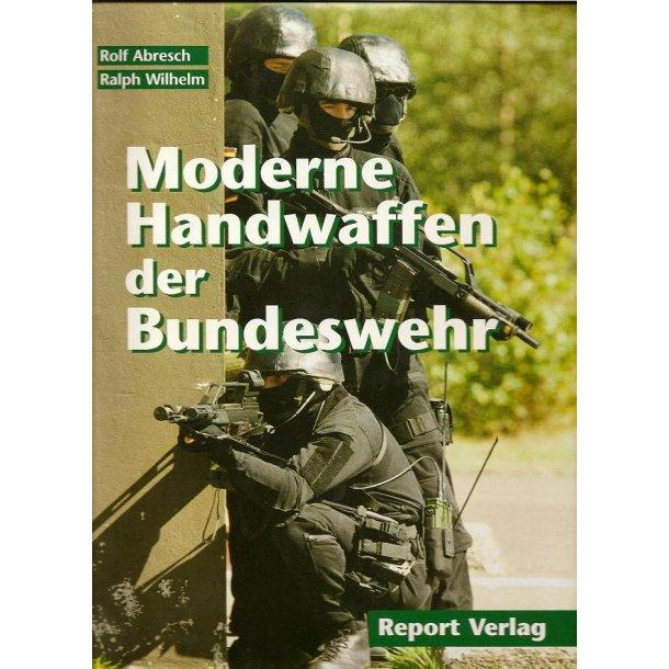 Moderne Handwaffen der Bundeswehr.