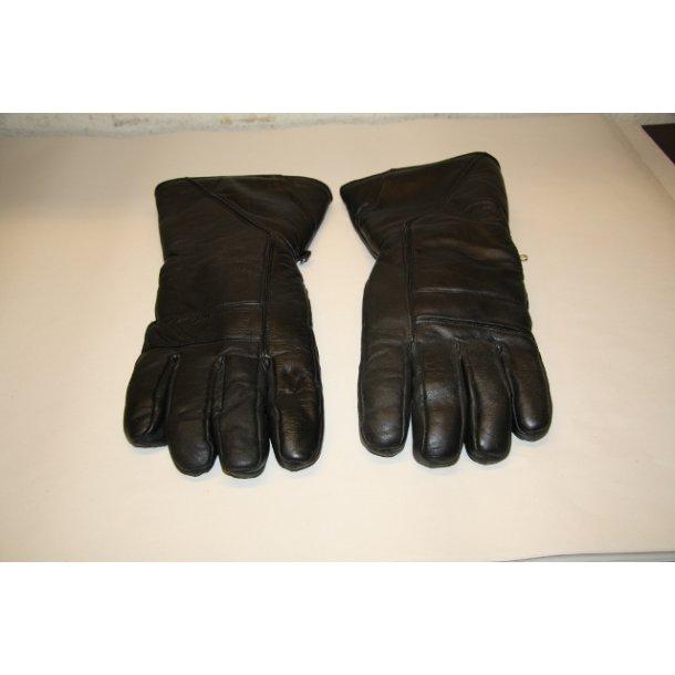 Handsker - Sort skind