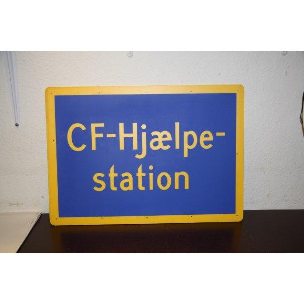 CF-Hjælpe- station