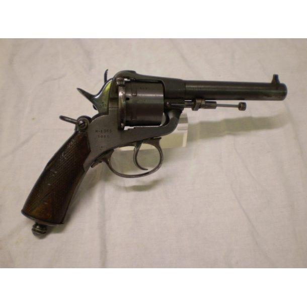 Dansk Revolver M/1865/97