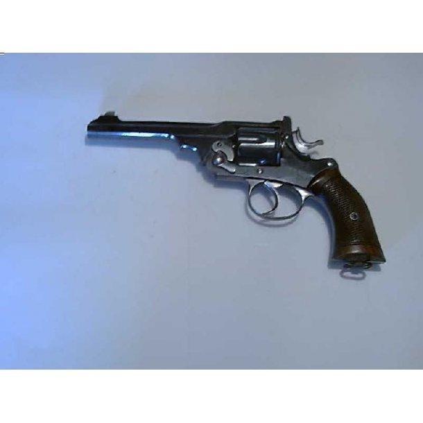 Webley Wilkinson Revolver.